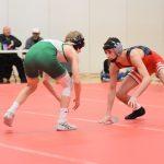 Varsity Wrestling vs. Delta - 1/24/20