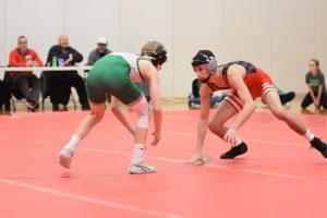 Varsity Wrestling vs. Delta – 1/24/20