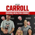 Megan Carroll commits to swim at IWU