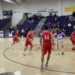 Boys Freshman Basketball beats Swanton 56 – 11