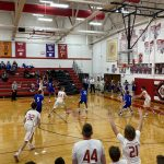 Boys Freshman Basketball beats Springfield Local 48 – 36