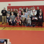 MS Wrestling finishes 1st place at NWOAL Championships (3-Peat)
