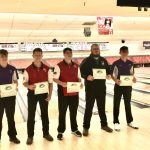 Boys Varsity Bowling finishes 3rd place at NWOAL Championships
