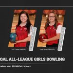 All-NWOAL Girls Bowling
