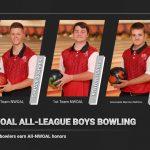 All-NWOAL Boys Bowling