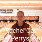 Girls Varsity Bowling beats Perrysburg 1841 – 1801