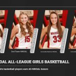 All-NWOAL Girls Basketball