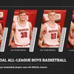 All-NWOAL Boys Basketball