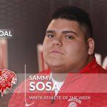 Sammy Sosa – WMTR Athlete of the Week