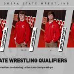 4 wrestlers heading to State