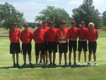 Boys Varsity Golf finishes 2nd place at Wauseon Invitational