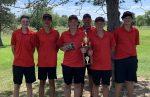 Boys Varsity Golf finishes 2nd place at Paulding Invitational