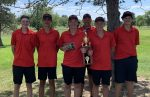 Boys Varsity Golf finishes 2nd place at Paulding Panther Invitational