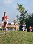 Girls Varsity Cross Country runs very well at the  Defiance Early Bird Invitational