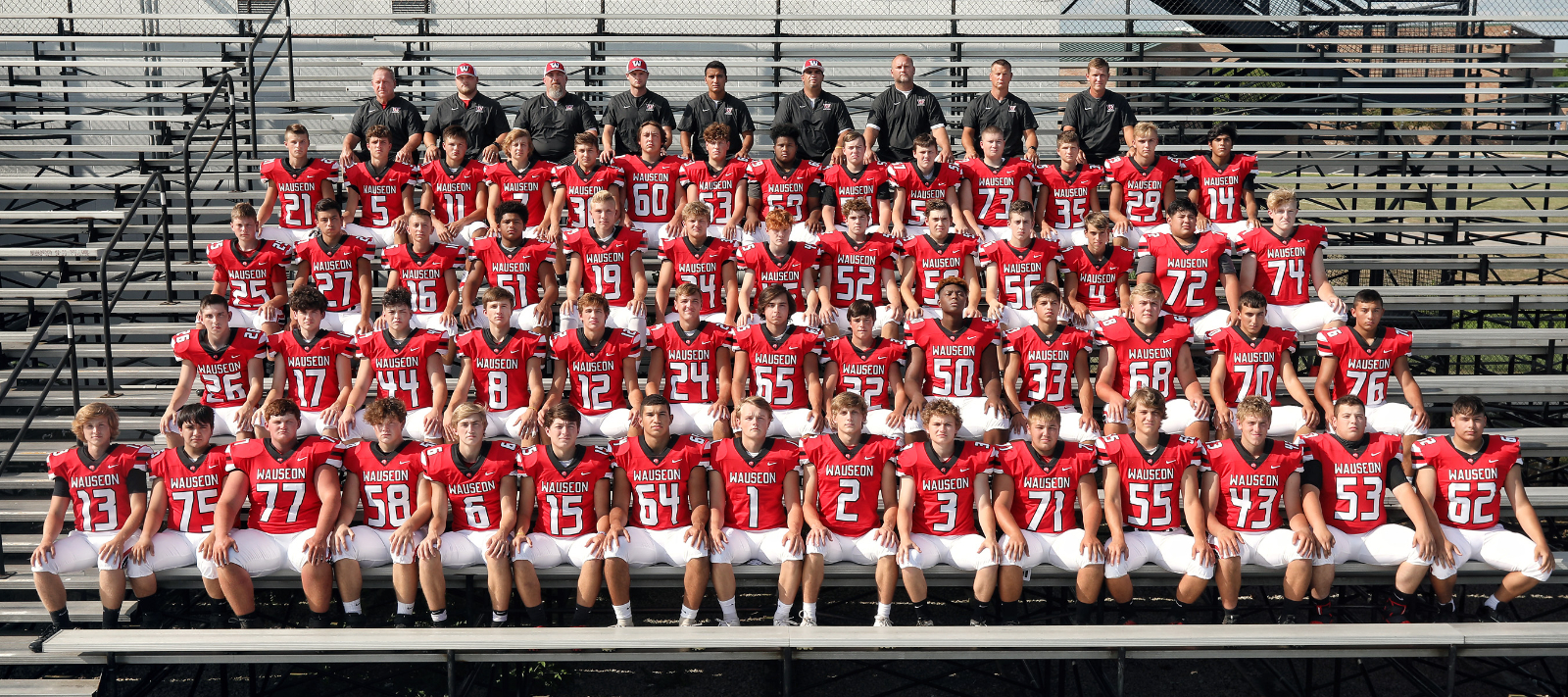 Varsity Fall Teams – 2020