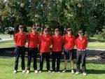 Boys Varsity Golf finishes 2nd place at NWOAL Championships