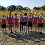 Boys Varsity Cross Country finishes 2nd place at Liberty Center CC Extravaganza