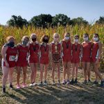 Girls Varsity Cross Country finishes 2nd place at Liberty Center CC Extravaganza