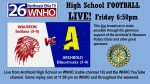 Live broadcast of Friday's Football game @ Archbold