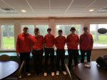Boys Varsity Golf finishes 1st place at Div 2 Boys Sectional Golf