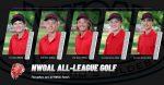 All-NWOAL Boys Golf