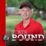 Golfer Andy Scherer is heading to State