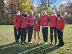 Girls Varsity Cross Country finishes 1st place at OHSAA D-II Districts