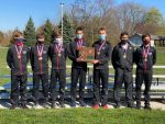 Boys Cross Country is Regional Champions led by Vernot's Individual Championship