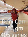 Girls Varsity Bowling beats Swanton 2063 – 1965