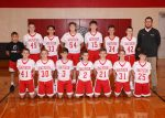 Junior High Winter Teams - 2020-21