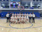 Boys Varsity Basketball beats Bryan 45 – 33