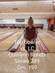Girls Varsity Bowling beats Liberty Center 2153 – 1989