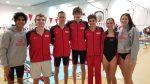 Boys Varsity Swimming beats Bowling Green 105 – 51