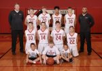 Boys Freshman Basketball falls to Liberty Center in th championship game 40 – 27