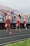 Girls Varsity Track finishes 2nd place at Wauseon/Delta @ Patrick Henry