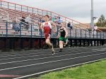 Boys Varsity Track finishes 1st place at Wauseon/Delta @ Patrick Henry