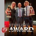 Raabe & Penrod earn the Sterling Award