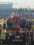 Boys Varsity Track finishes 3rd place at NWOAL Championships – Running Finals