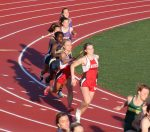 Girls Varsity Track finishes 3rd place at NWOAL Championships – Running Finals