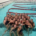 Girls Varsity Swimming Kicks off Season with Win at Tim Daly Invite!
