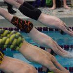 Boys Varsity Swimming finishes 3rd place at Invitational @ Buffalo Border Battle