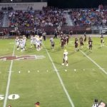 Panthers Blow Out Woodruff