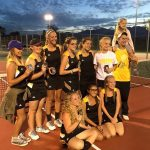Girls Tennis – On To State!