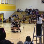Union Volleyball – Off To State!
