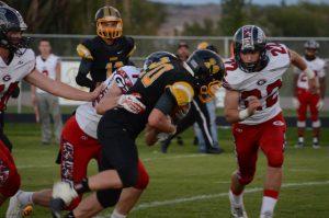 Varsity Football – Grantsville – 2015