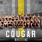 Cougars Wrestle well against a Tough Field