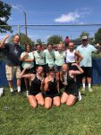 Tennis competes well in St. Gorge!