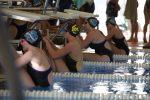Union Swim Senior Day by Travis Spunaugle