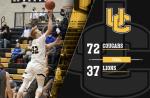 Cougars Post Season High in Big Win on the Road