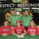 Beauchamp makes college commitment